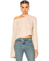 ThePerfext - Ella Cable Top - Lyst