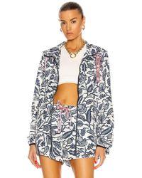 The Upside - Batik Serena Anorak Jacket - Lyst