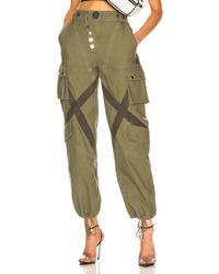 Alexander Wang | Washed Trouser | Lyst