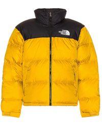 The North Face 1996 Retro Nuptse Jacket - Gelb