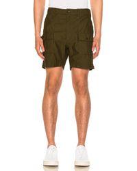 Engineered Garments - Ranger Shorts - Lyst