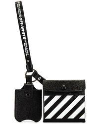 Off-White c/o Virgil Abloh Leather Safety Kit - Schwarz