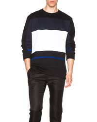 Casely-Hayford - Mayweather Paneled Sweatshirt - Lyst