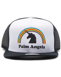 Palm Angels - Unicorns Do Exist Cap - Lyst