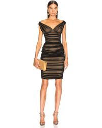 Norma Kamali Tara Dress - Black