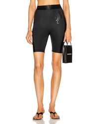 Dundas For Fwrd Biker Shorts - Black