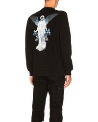 Givenchy - Logo Crewneck Sweatshirt - Lyst