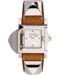 Hermès Medor pm - Natur