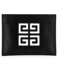Givenchy 4g Cardholder - Black