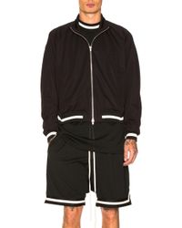 Fear Of God - Double Knit Track Jacket - Lyst