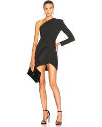Michelle Mason | One Sleeve Dress | Lyst