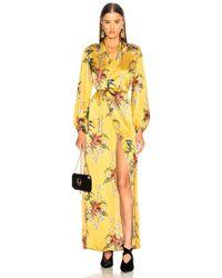 Johanna Ortiz The Flower Queen Kimono - Yellow
