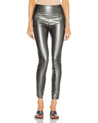 Wolford Estelle Shine Legging - Grey