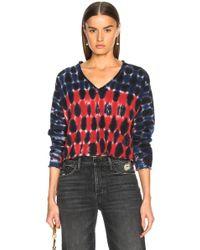 Raquel Allegra - Pop Over Sweatshirt - Lyst