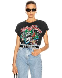 MadeWorn Rolling Stones Sold Out '81 Tee - Black