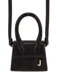 Jacquemus Le Petit Chiquito Bag - Black