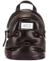 Maison Margiela Glam Slam Backpack - Black