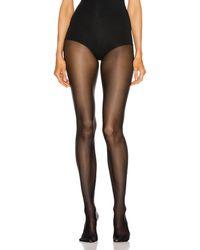Wolford Neon 40 Tights - Schwarz