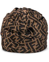 0fa2973c9 Logo Hat - Brown