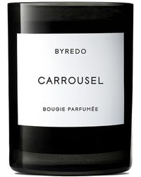 Byredo Carrousel Scented Candle - White