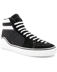 Givenchy - Mid Top Sneakers - Lyst