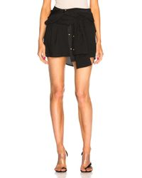 Faith Connexion - Sat Shirt Skirt - Lyst