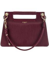 Givenchy - Contrast Medium Whip Bag - Lyst