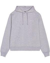 Jacquemus Le Sweatshirt - Grau