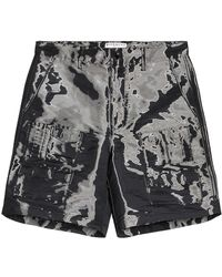 Givenchy Multipocket Shorts - Schwarz