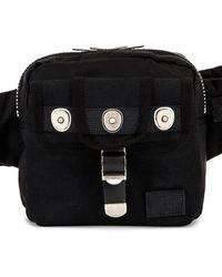Sacai Porter Small Body Pack - Black