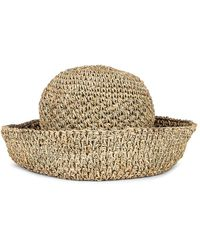 Clyde Opia Hat - Natural