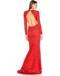 Stella McCartney - Breanna Side Cutout Gown - Lyst