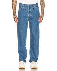 CALVIN KLEIN JEANS EST. 1978 Baggy Jeans - Blue