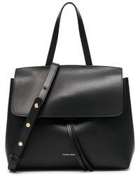 Mansur Gavriel Mini Lady Bag - Black