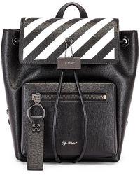 Off-White c/o Virgil Abloh - Diagonal Binder Backpack - Lyst