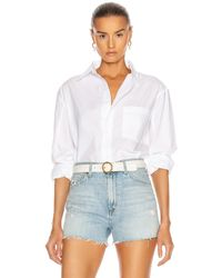 Citizens of Humanity Kayla Shirt - White