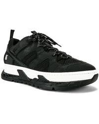 Burberry RS5 Low C Sneakers - Schwarz