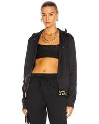 Versace Long Sleeve Jacket - Schwarz