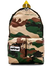 Off-White c/o Virgil Abloh - Backpack - Lyst