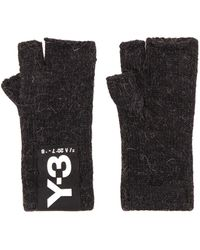 Y-3 - Badge Gloves - Lyst