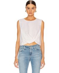 AG Jeans Fant Top - White