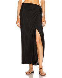 Natalie Martin Talia Skirt - Black