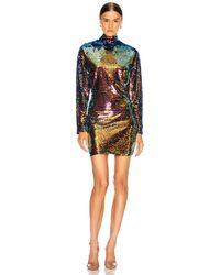 RTA Ansel Dress - Multicolour