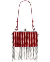 Area Phone Clutch - Red