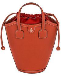Mark Cross Madeline Bucket Bag - Multicolour