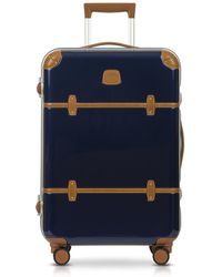 Bric's - Bellagio Metallo V2.0 25 Blue Carry-on Spinner Trunk - Lyst