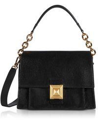 Furla 'diva' Shoulder Bag - Black