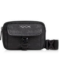 Ermenegildo Zegna Zegna Couture Black Crossbody/belt Bag