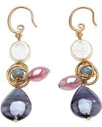 Antica Murrina - Grimani T Top Earrings - Lyst