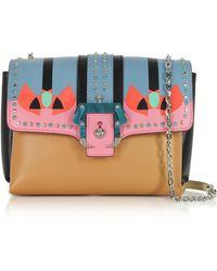 Paula Cademartori - Geranium Pink Carine Love Shoulder Bag - Lyst